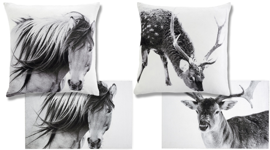 Wildlife Pillows