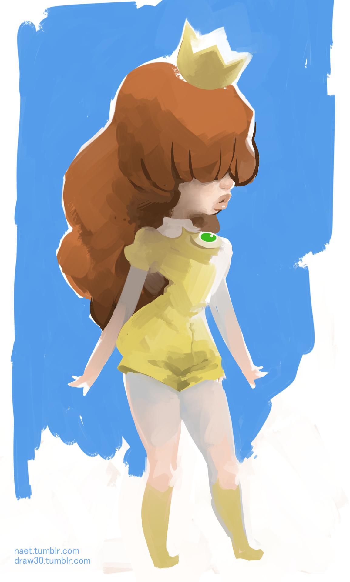 hi i'm daisy