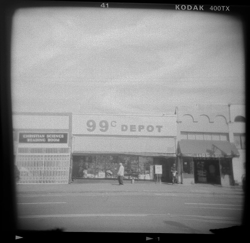 99 cents (for Andreas Gursky) -- by Joe Reifer