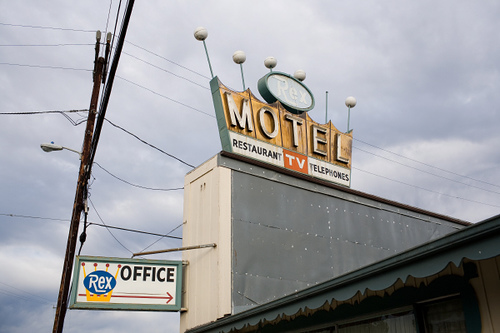 Rex Motel -- by Joe Reifer