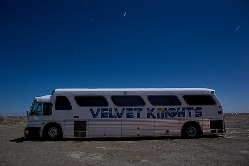 Velvet Knights -- by Joe Reifer