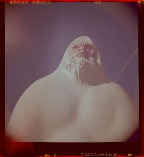 Yeti (#7) -- by Joe Reifer