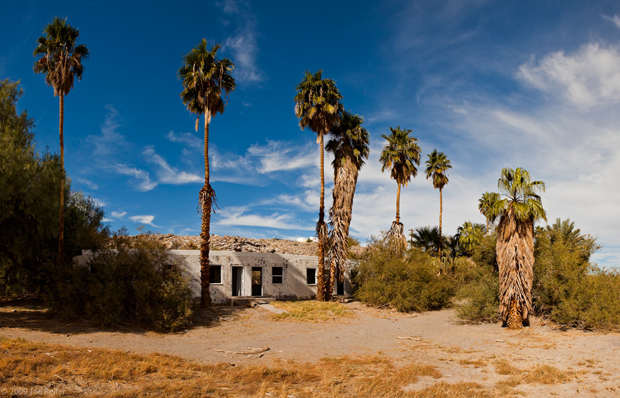 Zzyzx Mineral Springs and Health Spa -- by Joe Reifer