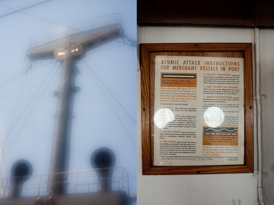 Red Oak Victory (diptych) -- by Joe Reifer
