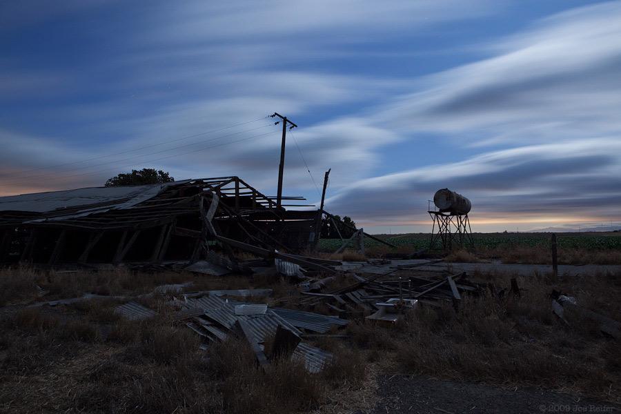 Untitled (farm) -- by Joe Reifer