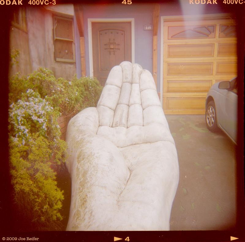 Hand -- by Joe Reifer