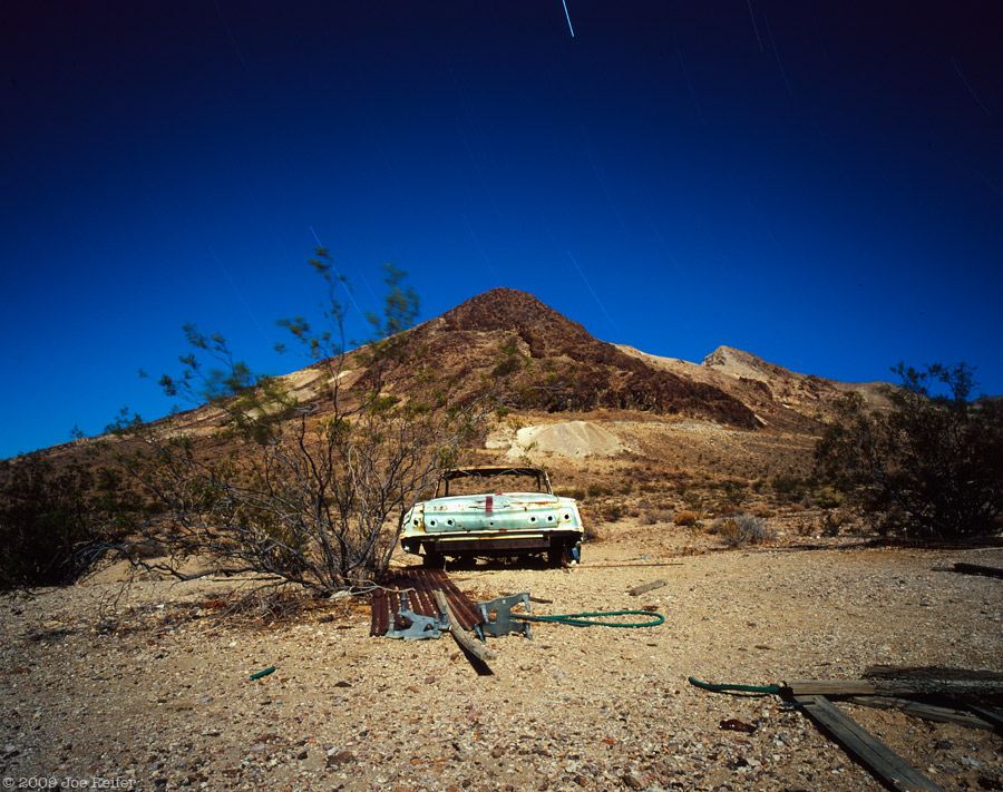 1962 Chevy Impala, Rhyolite Ghost Town -- by Joe Reifer