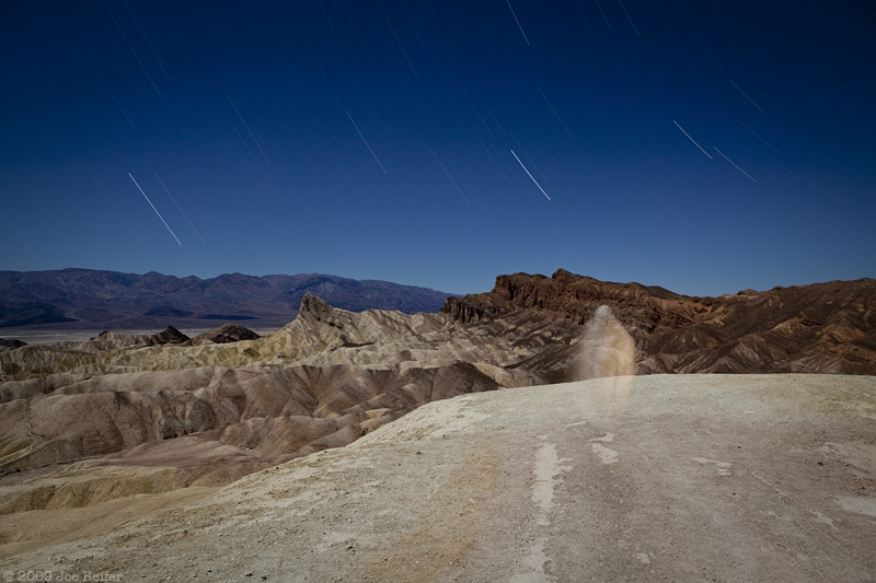 Zabriskie Point (Haunted) -- by Joe Reifer