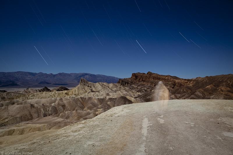 Zabriskie Point (Haunted) -- by Joe Reifer