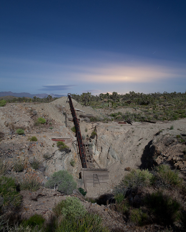 Death Valley Mine, Mojave National Preserve -- by Joe Reifer