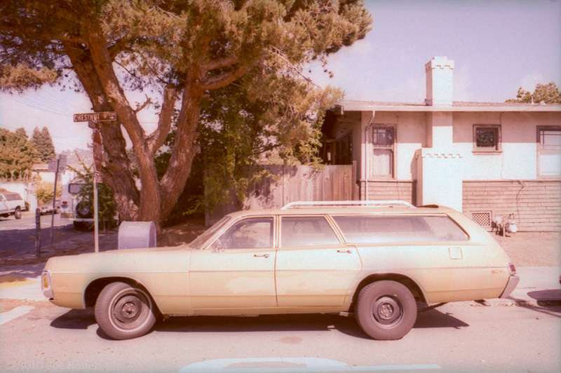 Station wagon for Robert Bechtle -- by Joe Reifer