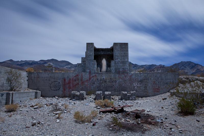 Elizalde Cement Company (haunted) -- by Joe Reifer