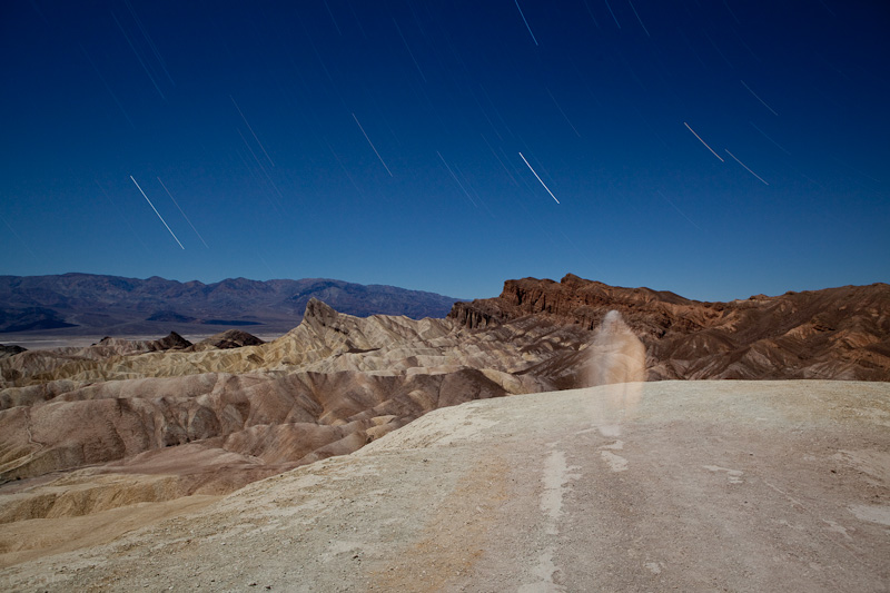 Zabriskie Point (Haunted) — by Joe Reifer