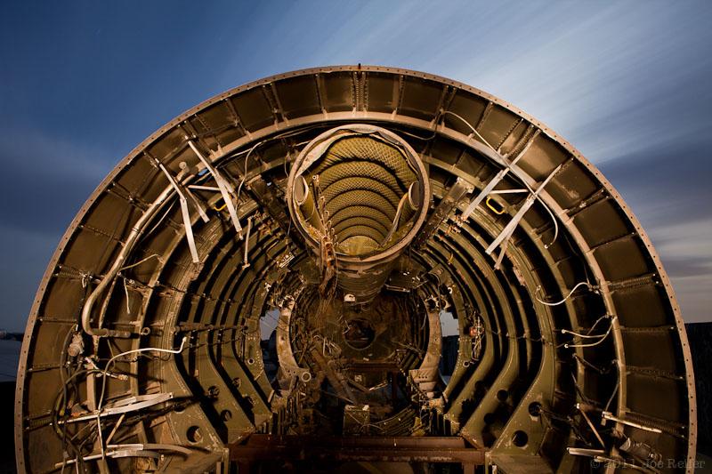 Inside a B-29 -- by Joe Reifer