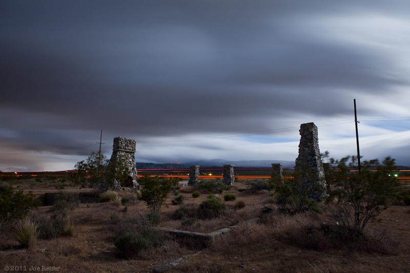 Llano Del Rio -- by Joe Reifer