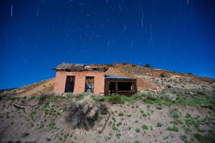 Grantsville Ghost Town -- by Joe Reifer