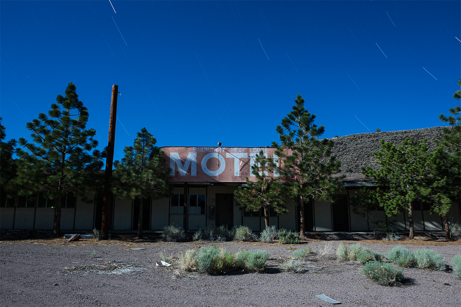 Boundary Peak Lodge Motel