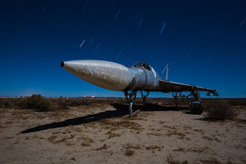 Desert bomber - 3/4 front view