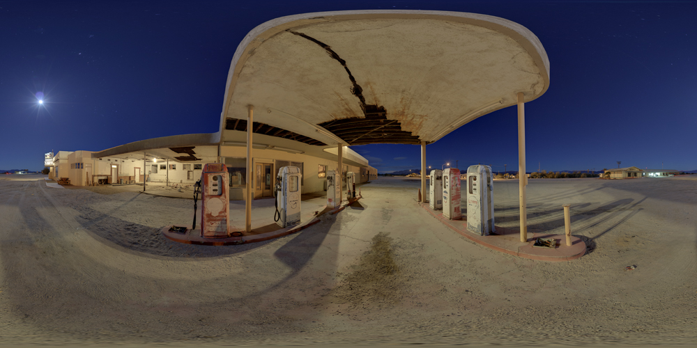Desert Center Gas Station