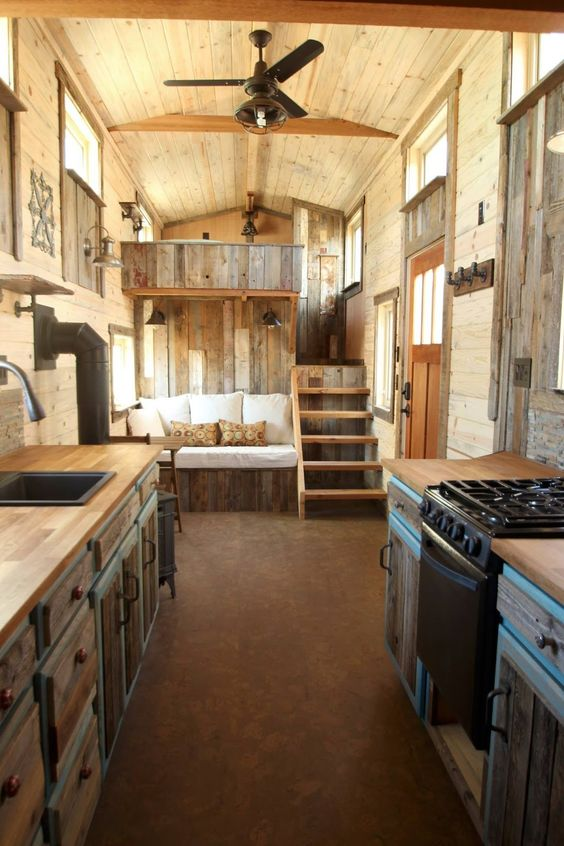 tiny cabin interior kitchen living room.jpg