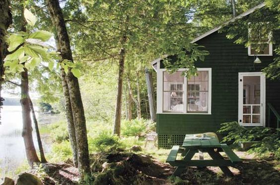 green vintage lake cabin.jpg