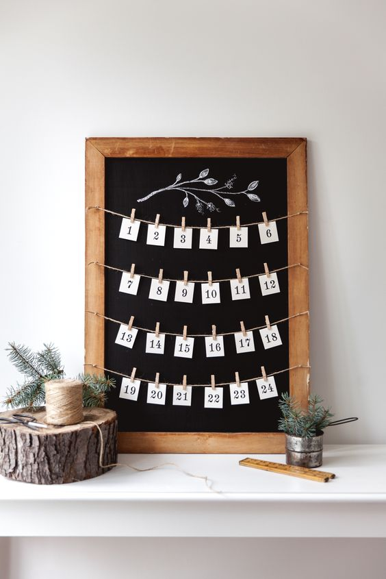 Rustic Christmas Advent Calendar.jpg