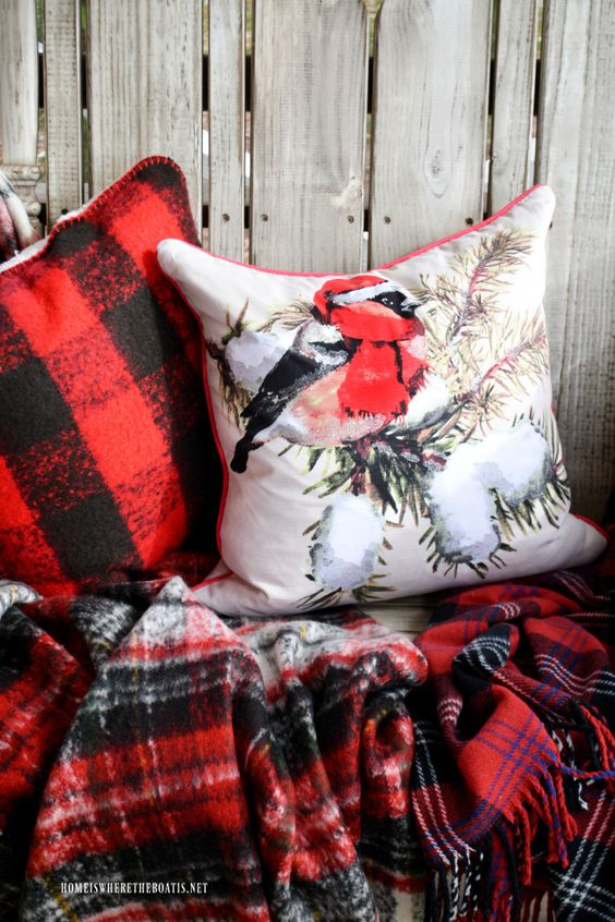 Christmas cabin festive pillows.jpg