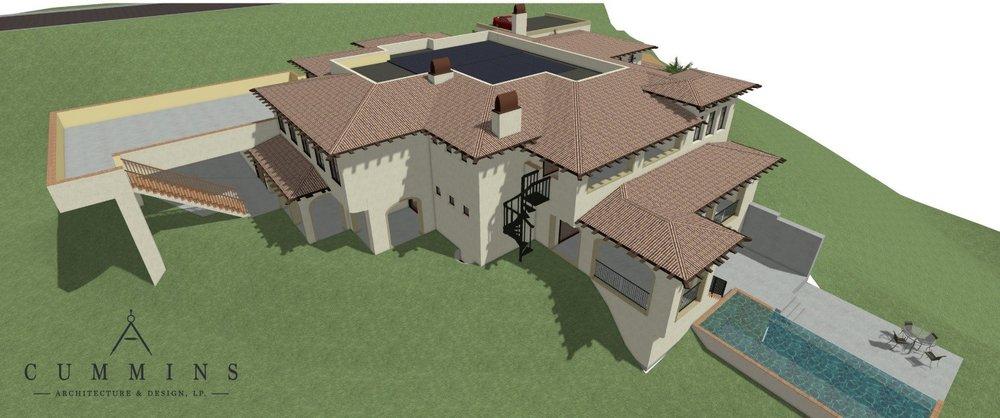3D renderings Custom Home