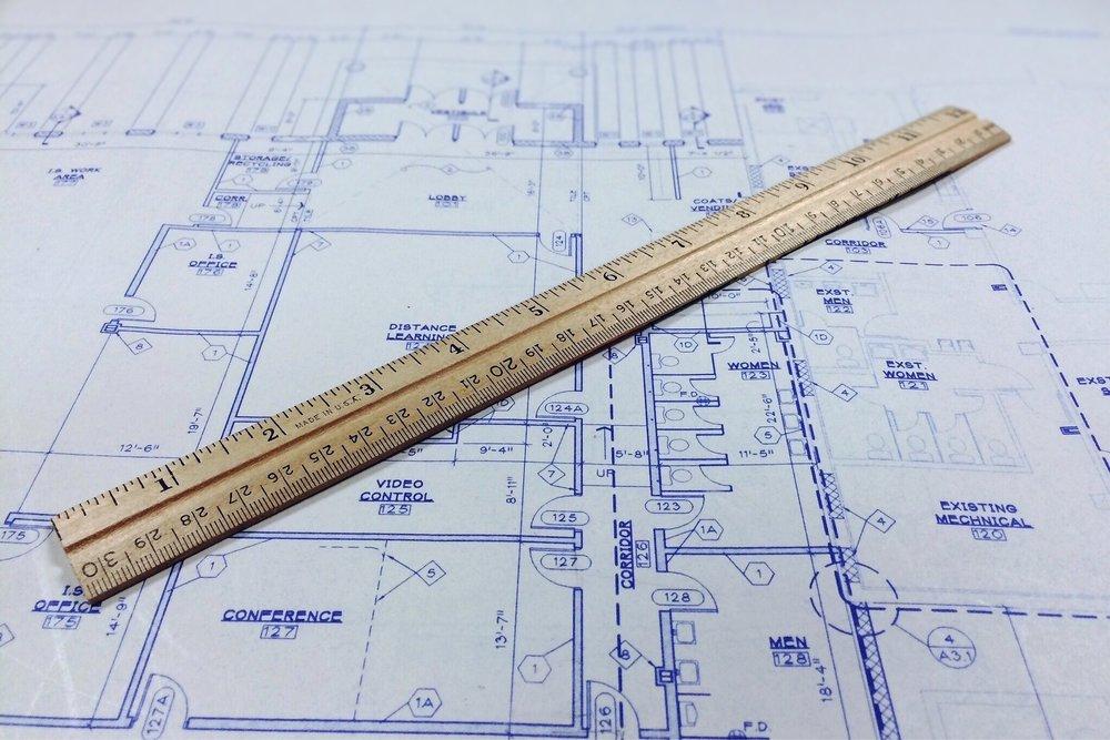 As-built drawings
