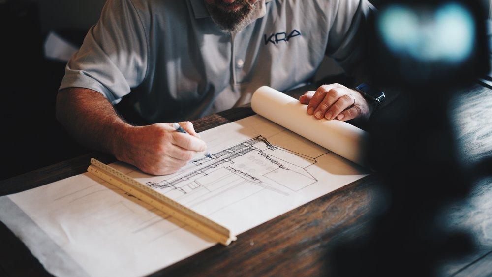 Architect, plans, architectural plans