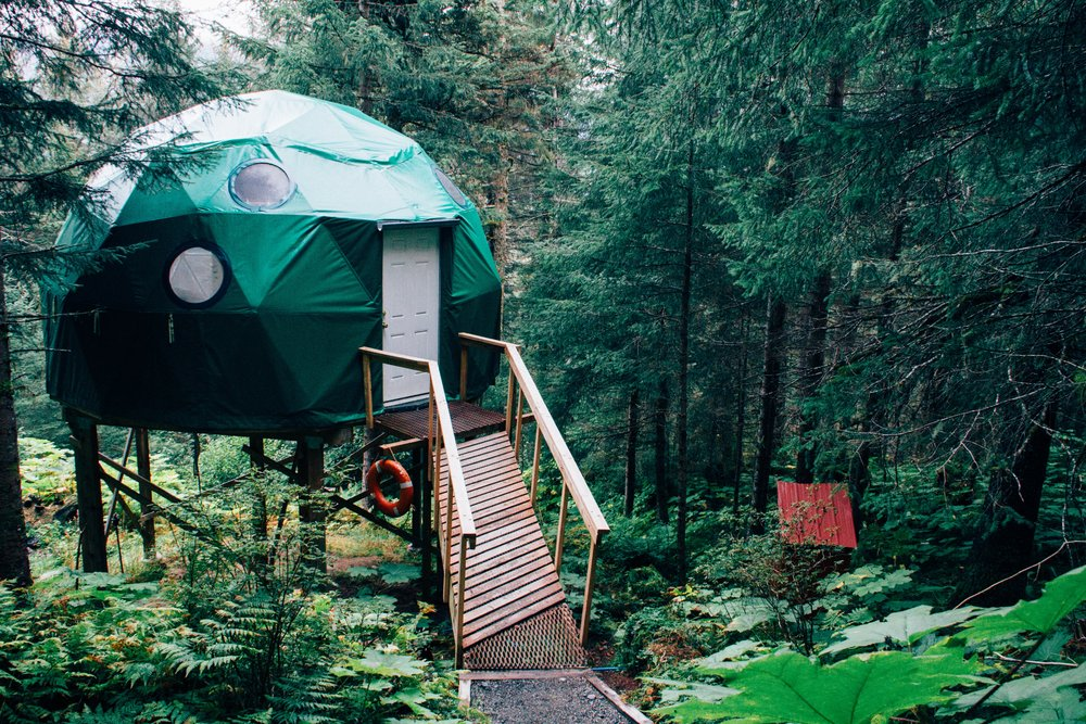 geodesic dome cabin, architecture, architect, geodesic dome, home design