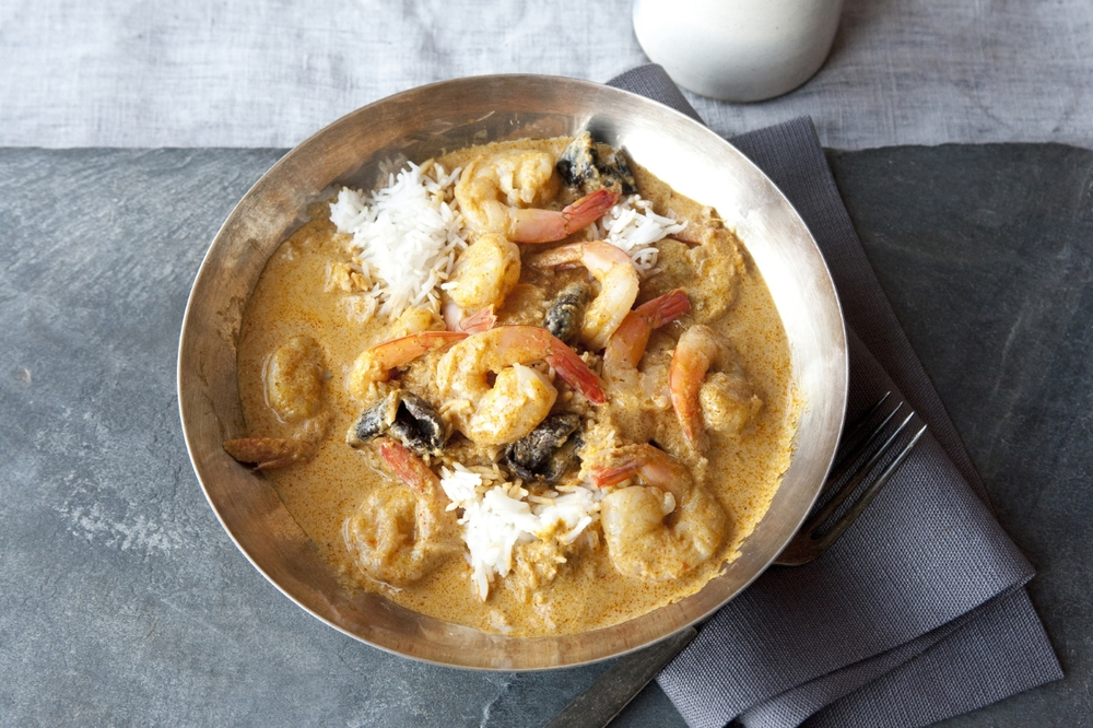Goa Coconut Curry