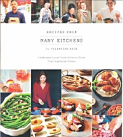 Masala Mama featured in    Recipes From Many Kitchens cookbook