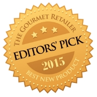 Masala Mama wins    The Gourmet Retailer    Editors' Pick award