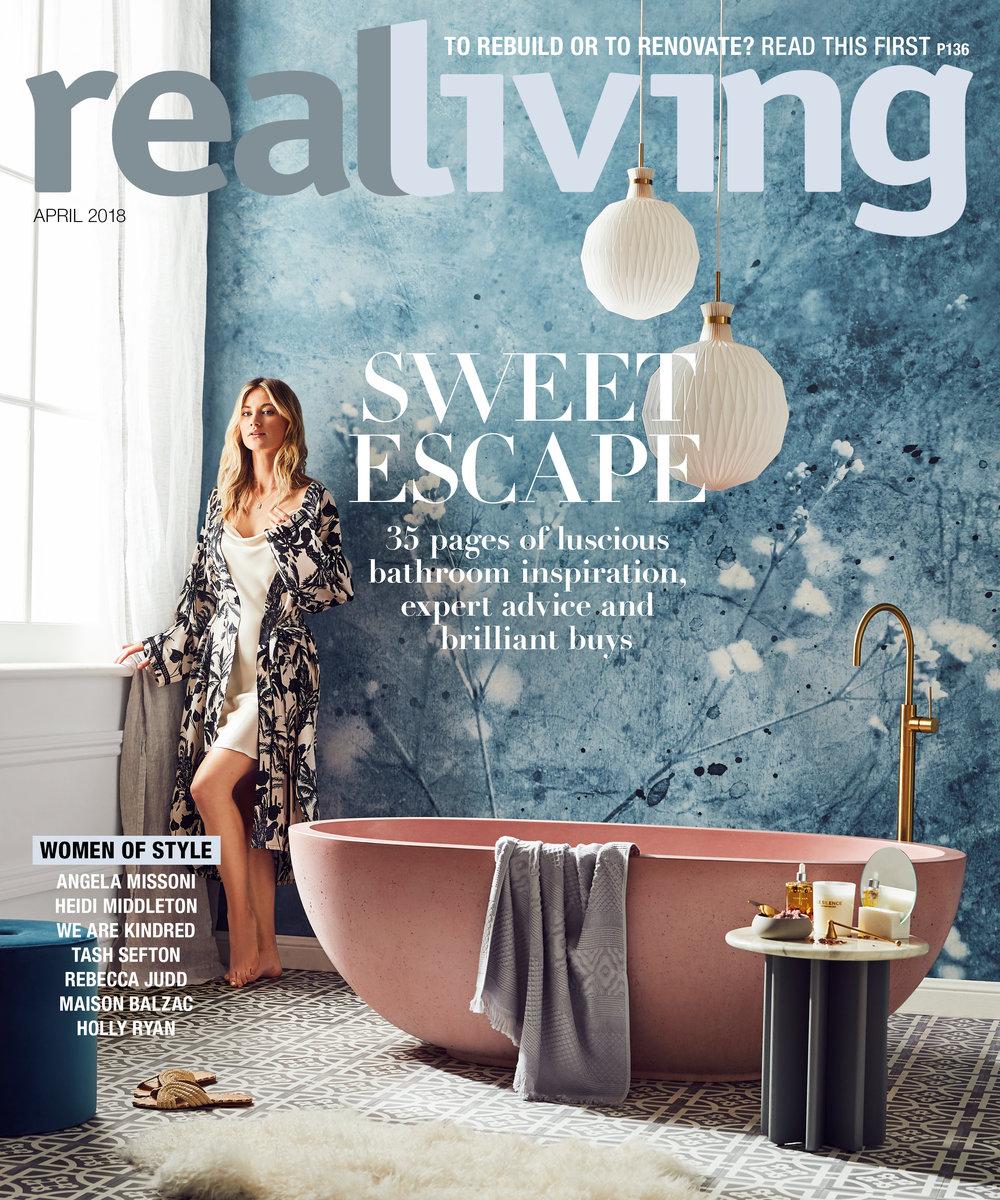 kerrie-ann jones real living april cover
