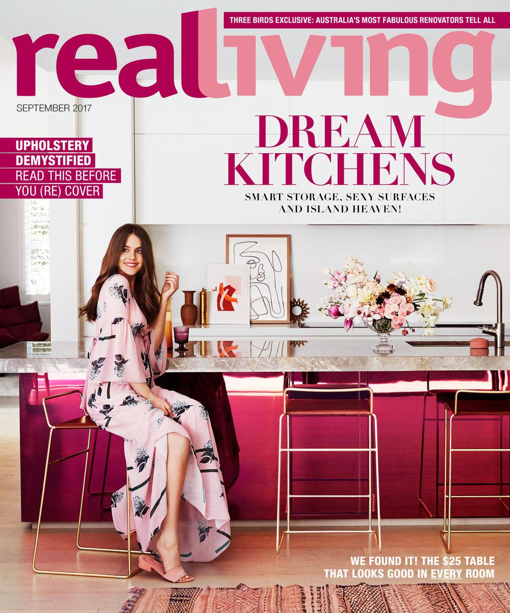 kerrie-ann jones real living september cover