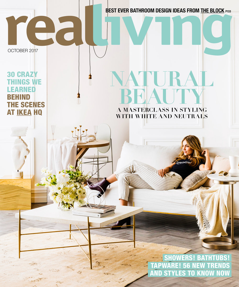 kerrie-ann jones real living october cover