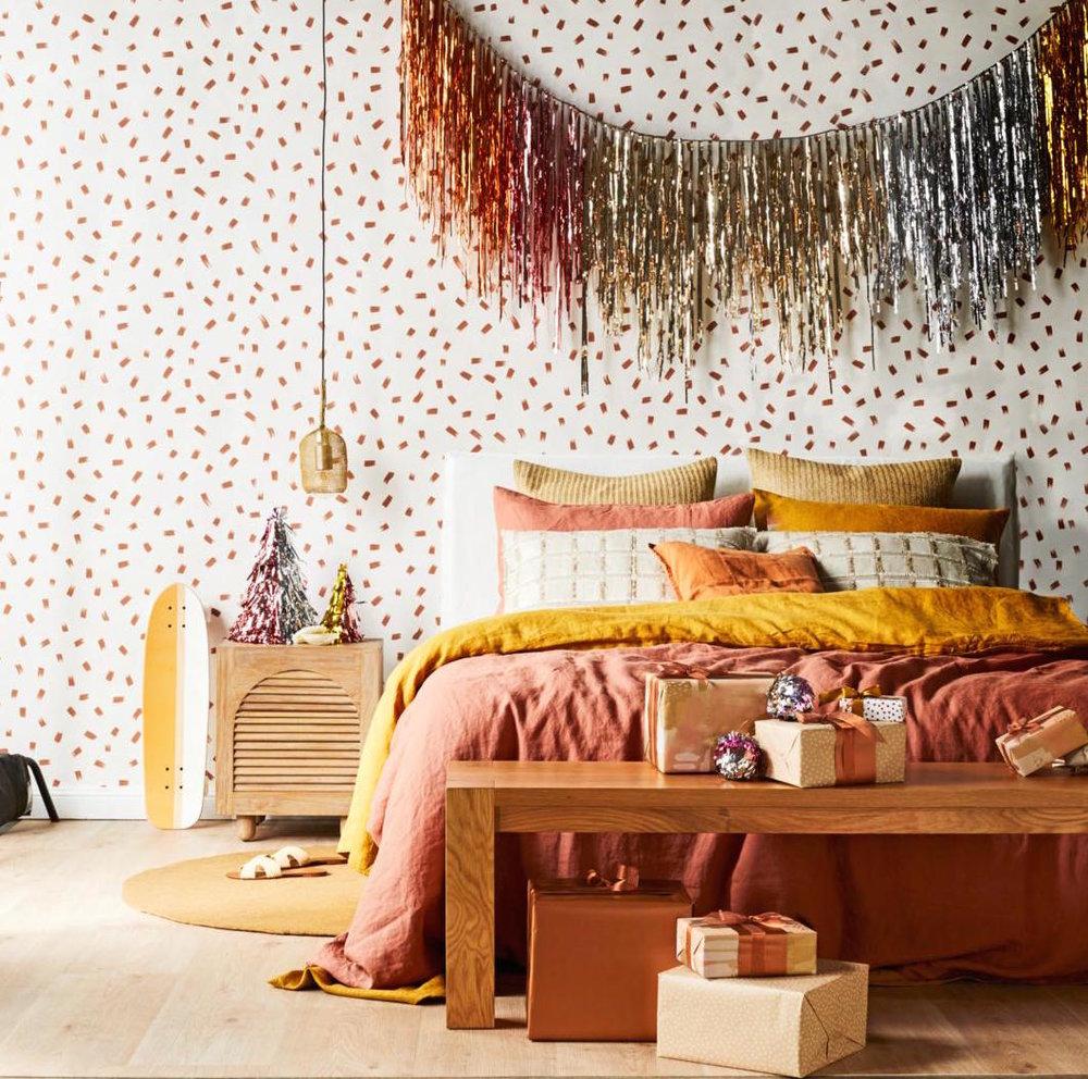 kerrie-ann jones christmas bedroom real living