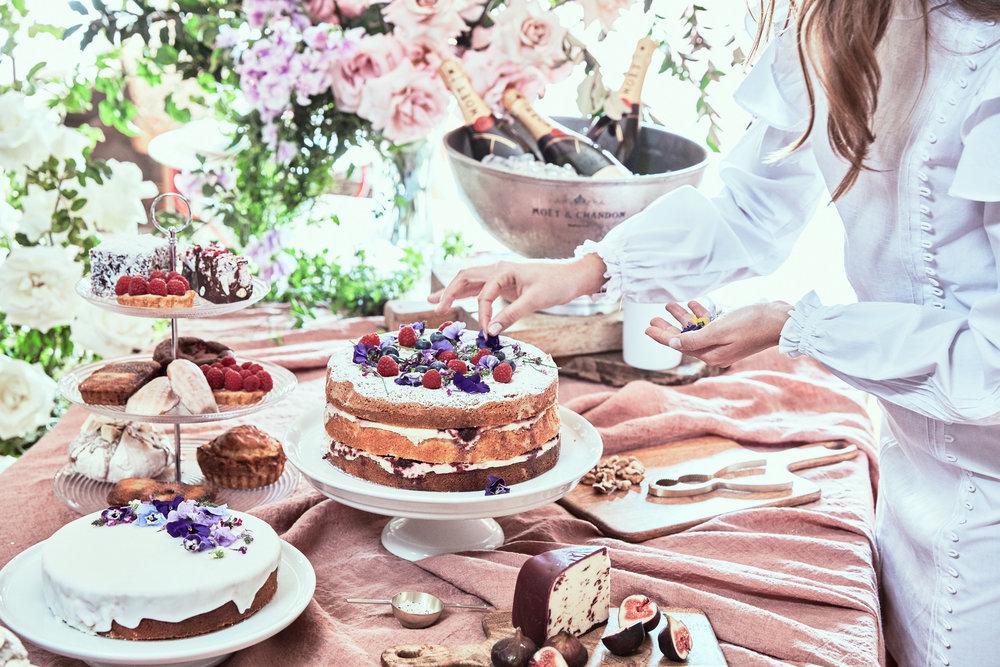 Kerrie-Ann Jones Real Living September floral