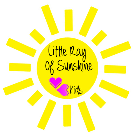 "KIDS ""LITTLE RAY OF SUNSHINE"""