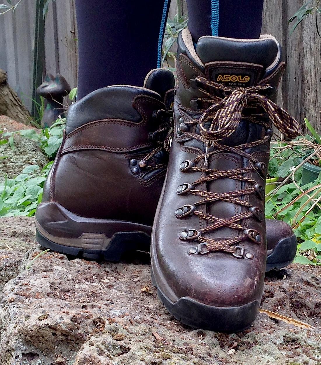 9baf344b0ed Asolo TPS 520 GV Women s Hiking Boots — Princess Wears Hiking Boots