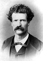 Mark Twain shall never use profanity except in discussing house rent and taxes.