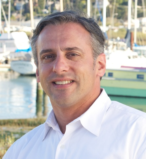 Preserving Sausalito's cultural and historic heritage is paramount for Jonathan.