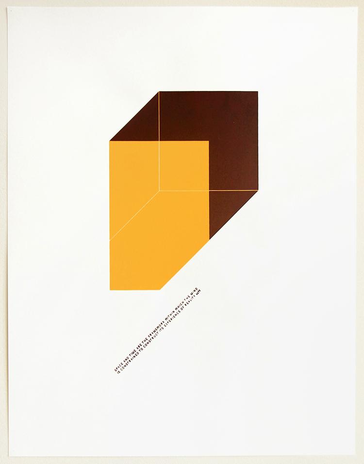 binarios (Dialéctica) -2014 Serigrafia dos colores Dimensiones w:45cm h:60cm Serie de 5 $70.000.-