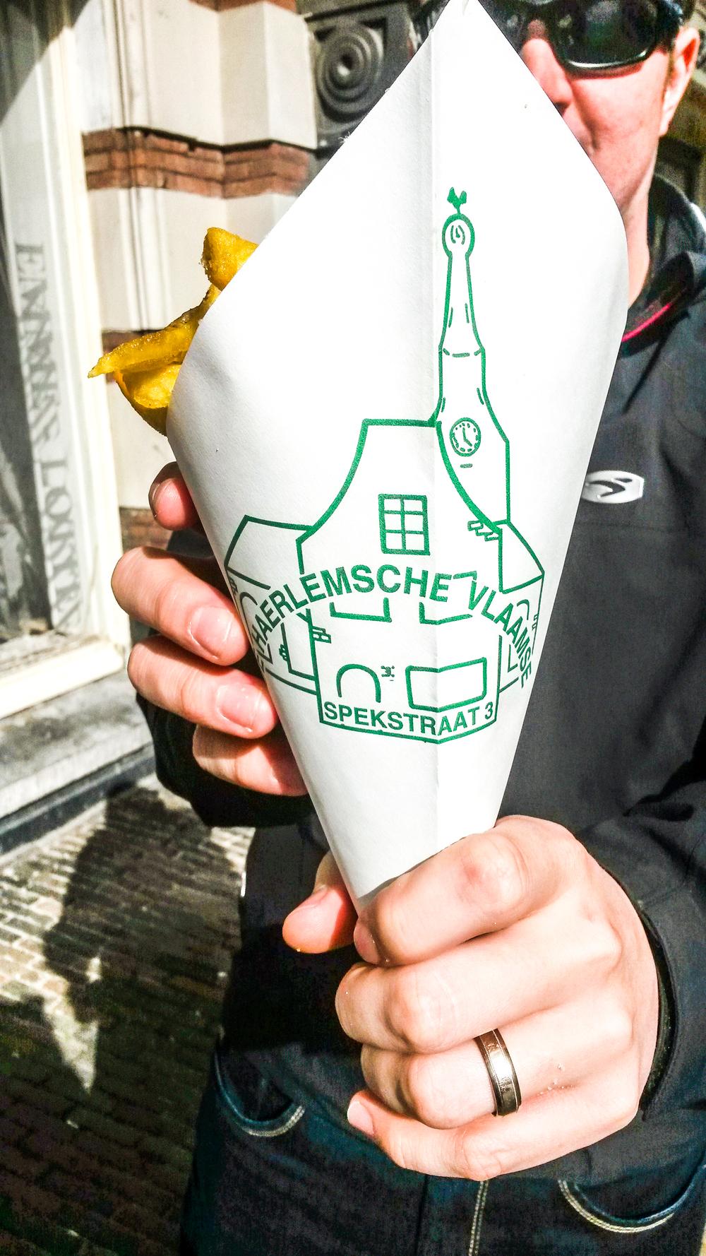 Haerlemsche Vlaamse Friets!