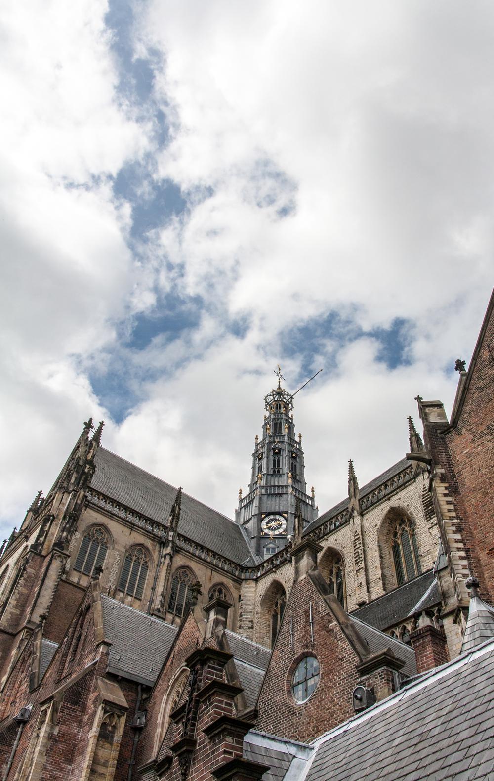 Grote Kerk van St Bavo...