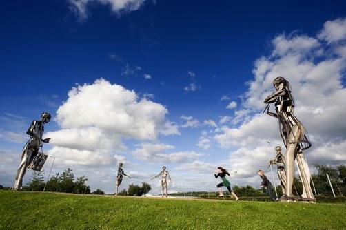 """""""Let the Dance Begin"""" in Strabane, Northern Ireland(UK)"""