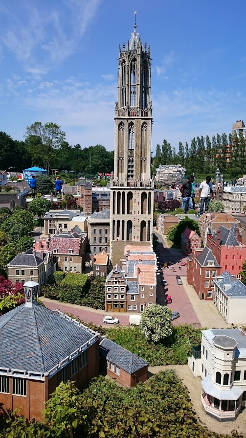 Utrecht: Dom Toren (Dom Tower)