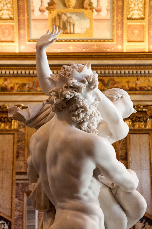 Rape of Proserpina (  Bernini)