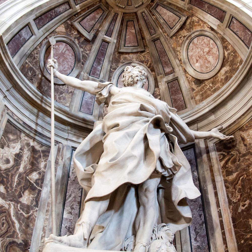 St. Longinus (Bernini)